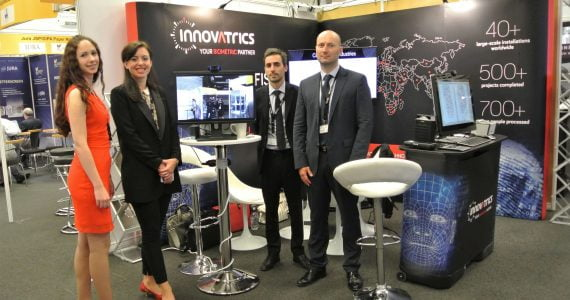 Innovatrics at Security Document World 2016 in London