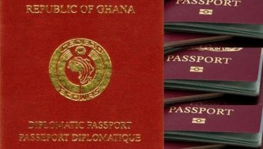 Pasaportes biométricos para la República de Ghana