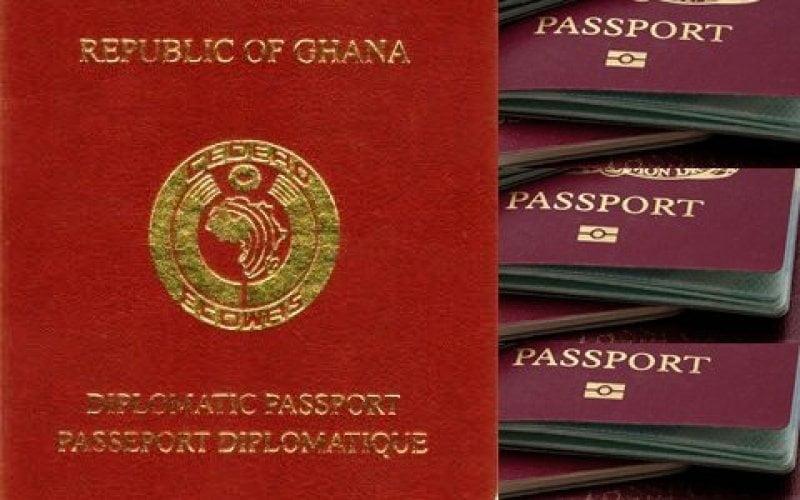Biometric Passports For Republic Of Ghana Innovatrics