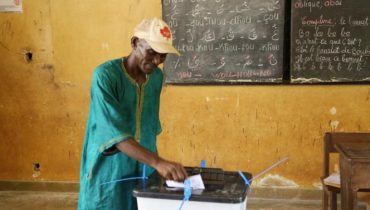 Biometric Voter Registration Adds Credibility to Municipal and Parliamentary Elections
