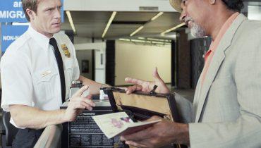 Controles de seguridad en aeropuertos
