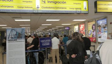 Sistema de Control de Inmigración