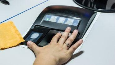 Fingerprint Biometrics and Tax Authorities