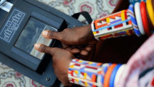 biometrics enrollment