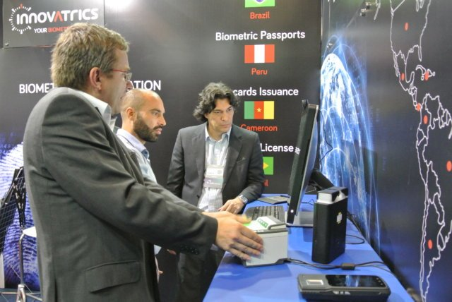 afis enrollment biometrics