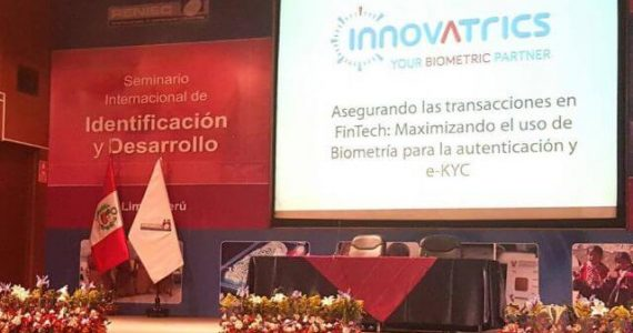 Innovatrics shared biometric experience and knowledge in Latin America