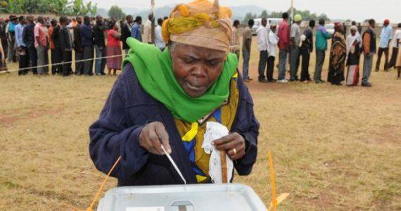 Modernization of election systemin Uganda