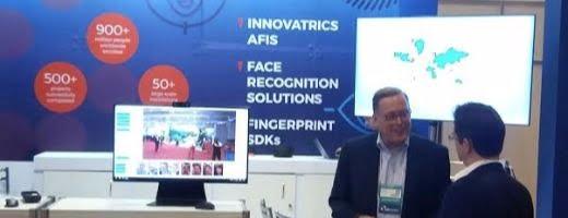 Fingerprint & Face Biometrics Presented at Benchmark LatAm FinTech Congress