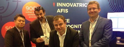 Innovatrics Attends INTERPOL World 2017