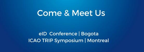 Bogota & Montreal – our destinations in October