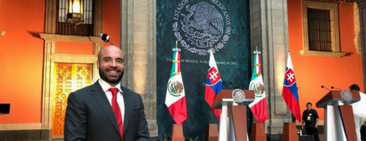 Trade Mission to Mexico – Innovatrics accompanies President Kiska