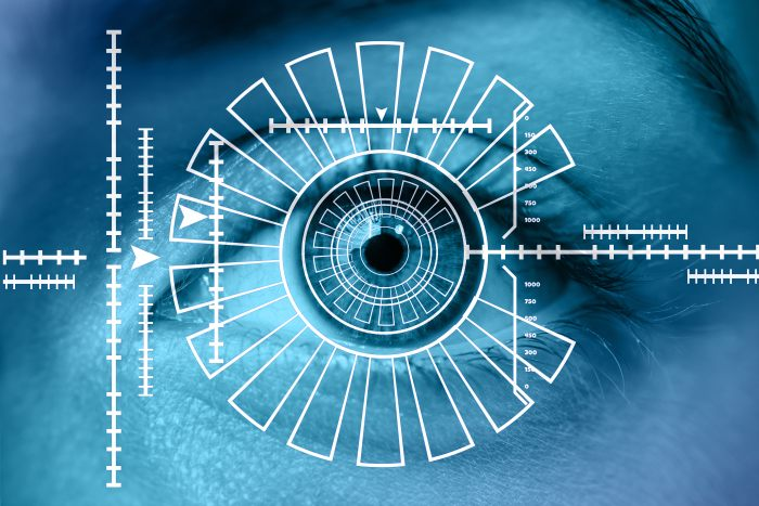 iris recognition inovatrics