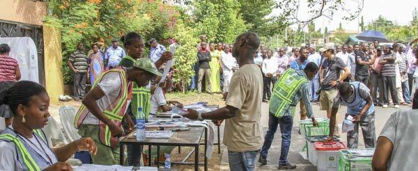 Innovatrics Voter Registration
