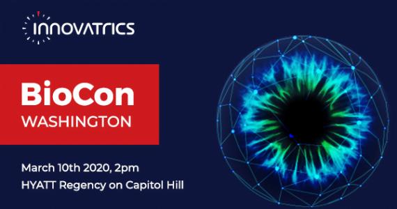 BioCon Goes to Washington: Everything Can Be Biometric