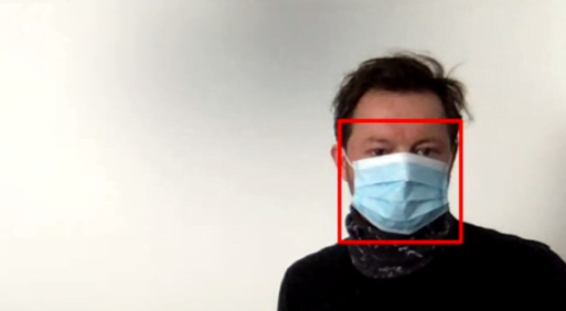 Innovatrics Face Recognition Works Even with Masks On