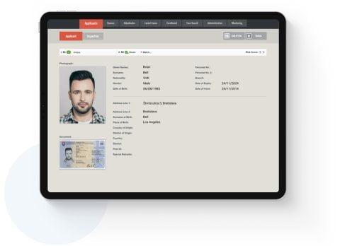 eKyc Identity Management System