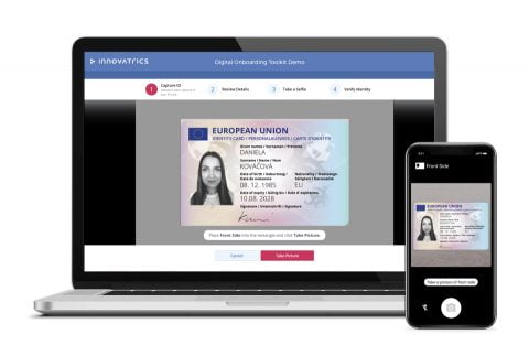 Digital Onboarding Toolkit Platform Identity Documents Scan