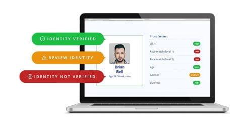 Identity Management System Trust Factor