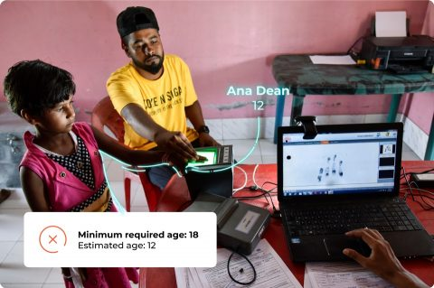 Removal of Minors for Voter Registration