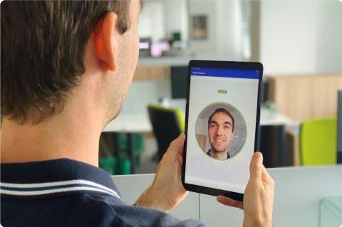 Selfie Auto Capture and face verification