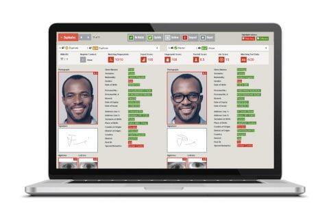 Voter Registration User Friendly Interface
