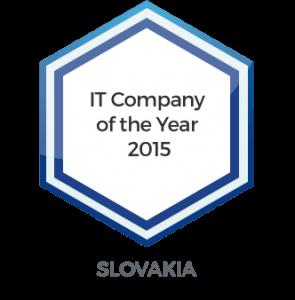 Innovatrics IT company of year