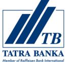Tatra Bank Logo