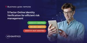 5-factor-online identity verification