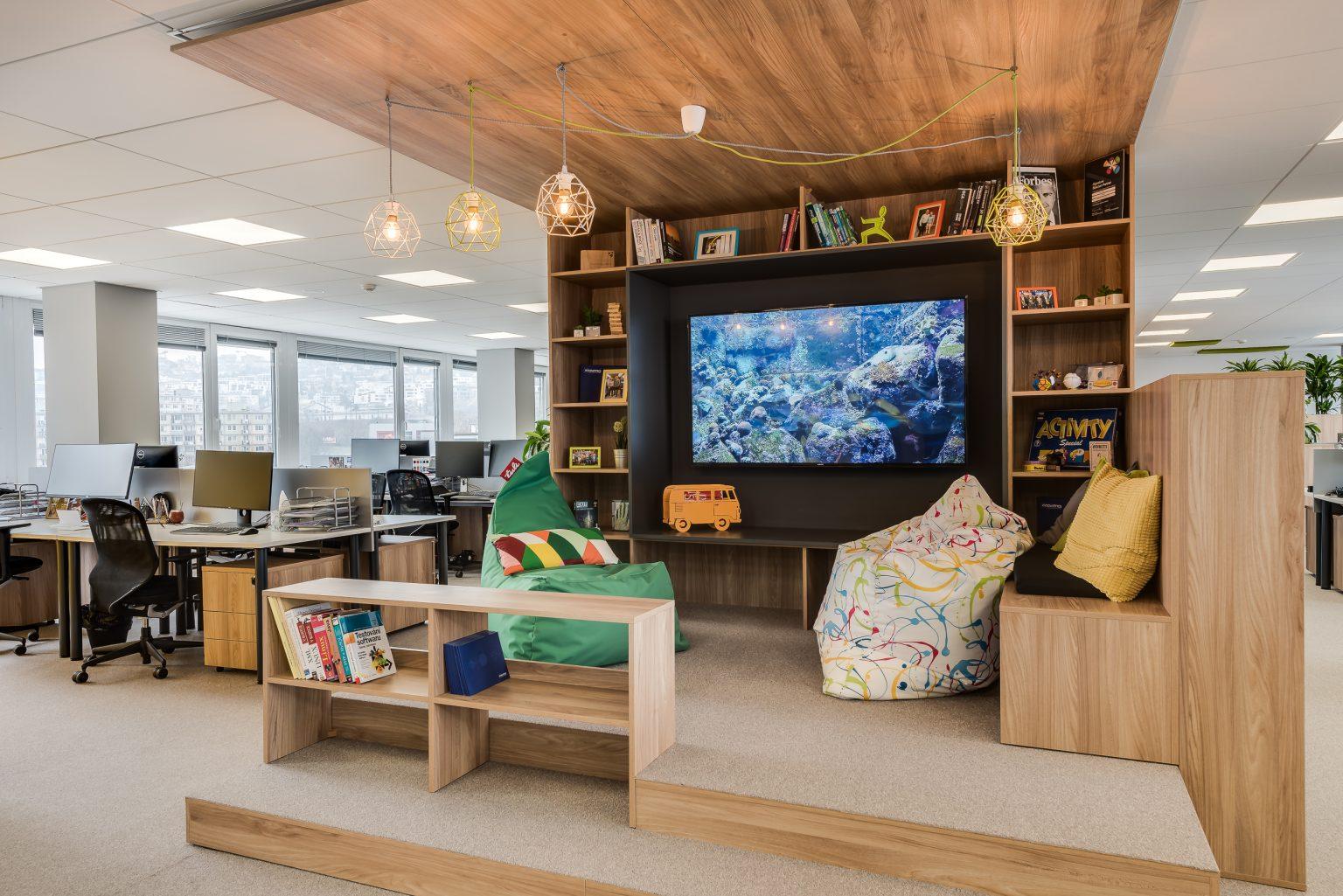 Innovatrics office
