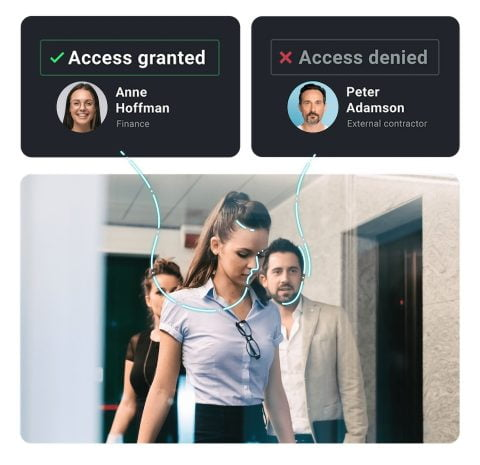 Biometric Seamless Access Control