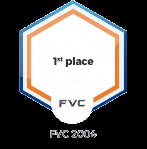 FVC2004 winner