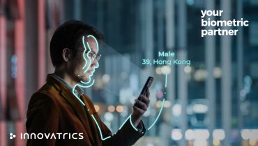 Your biometric Partner Innovatrics