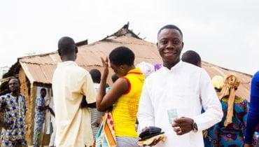 Trusted voter registration Guinea