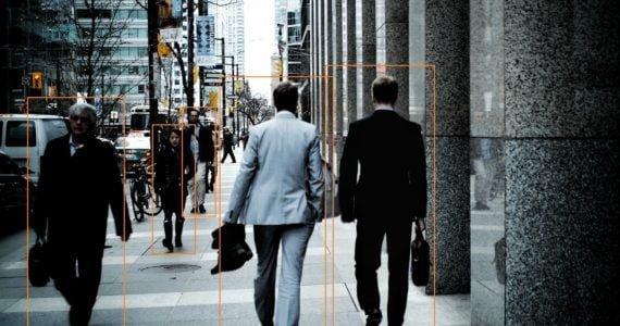 biometric-pedestrian-detection