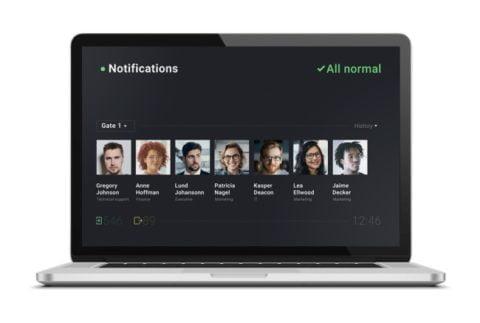 Biometrics-Smartface-Face-recognition-platform