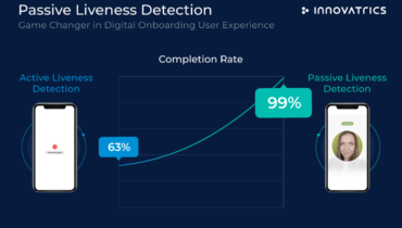 passive liveness detection in digital onboarding