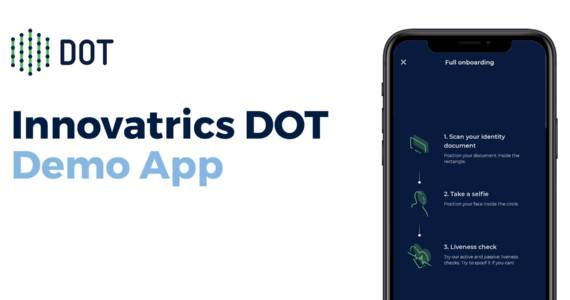 Innovatrics Releases Updated Demo App for Digital Onboarding