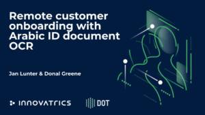 Remote Identity Verification with IDs in Arabic