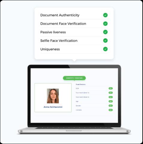 biometric trust factors